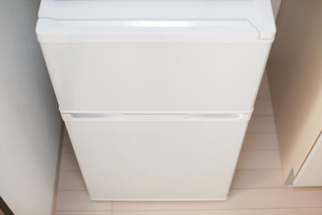 処分する冷蔵庫