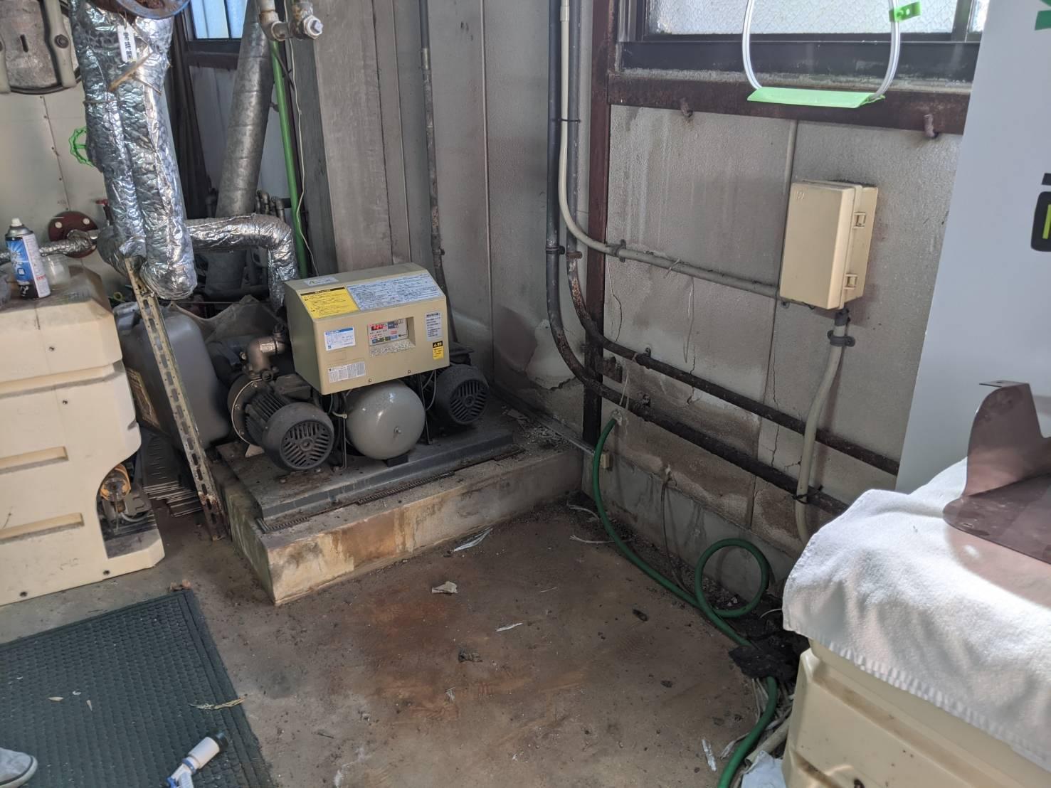 テレビ・冷蔵庫・その他不用品の回収後