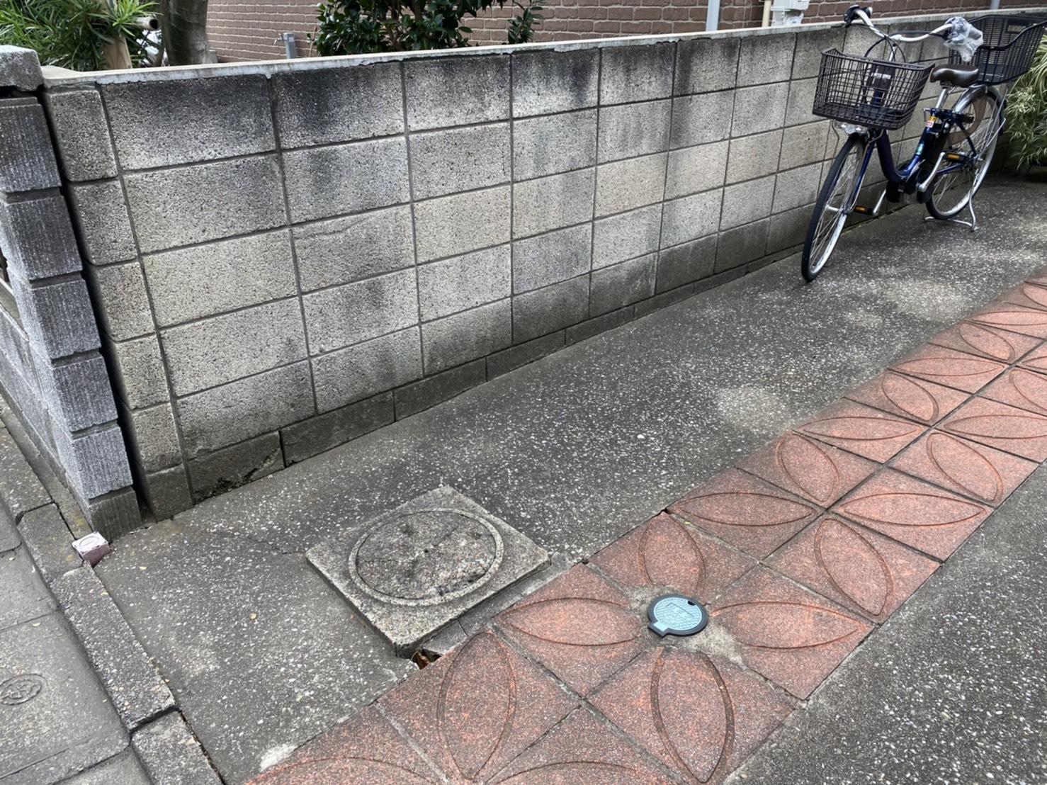 埼玉県蕨市のマッサージチェアの回収後