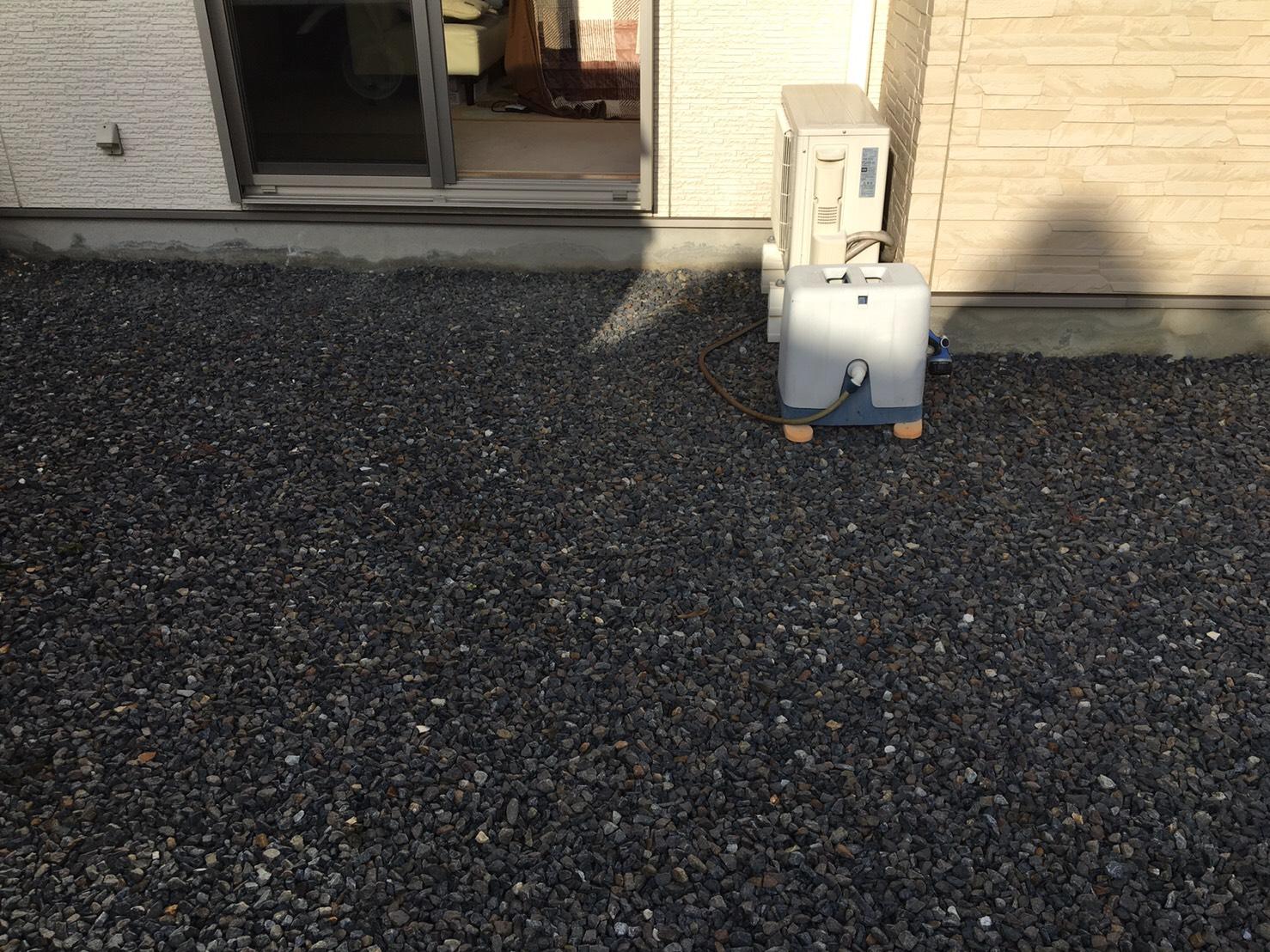 滋賀県草津市のマッサージチェアの回収後