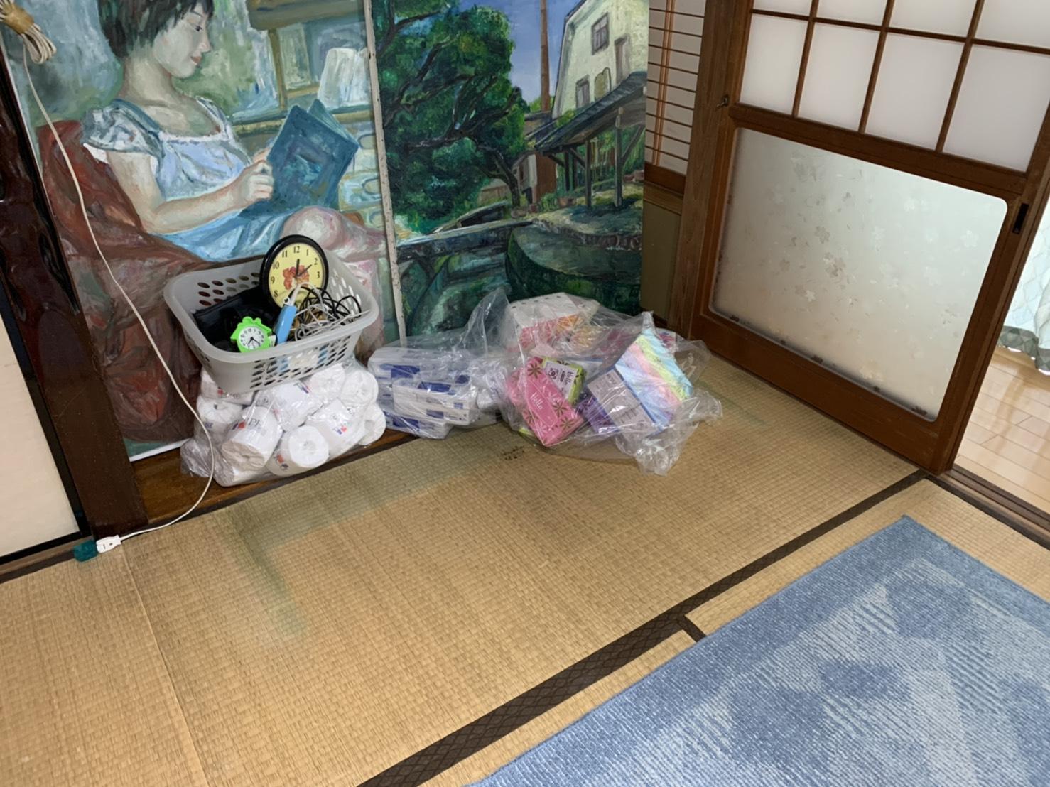 佐賀県佐賀市の楽器の回収後