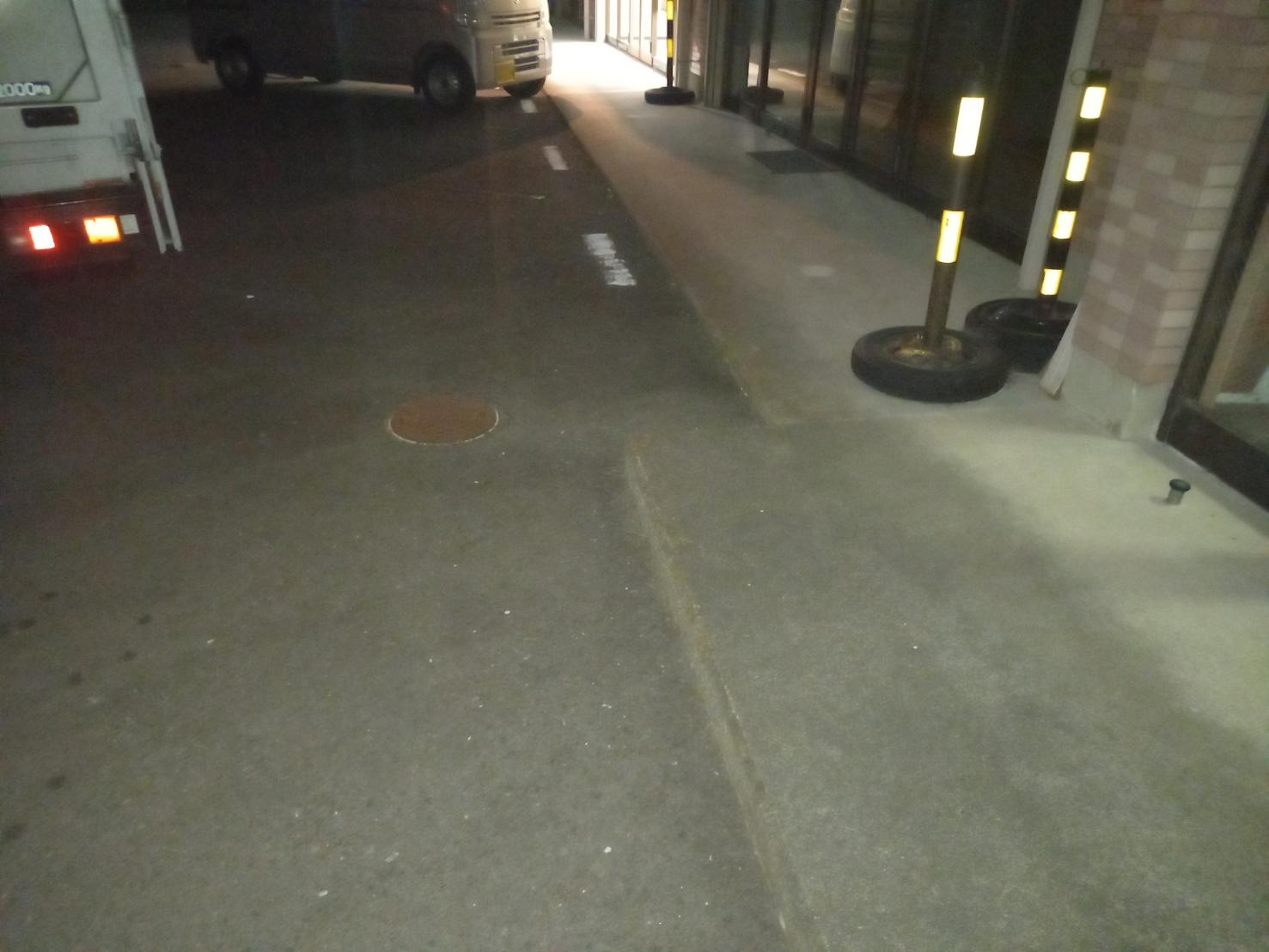 静岡県浜松市の冷蔵庫・冷凍庫の回収後