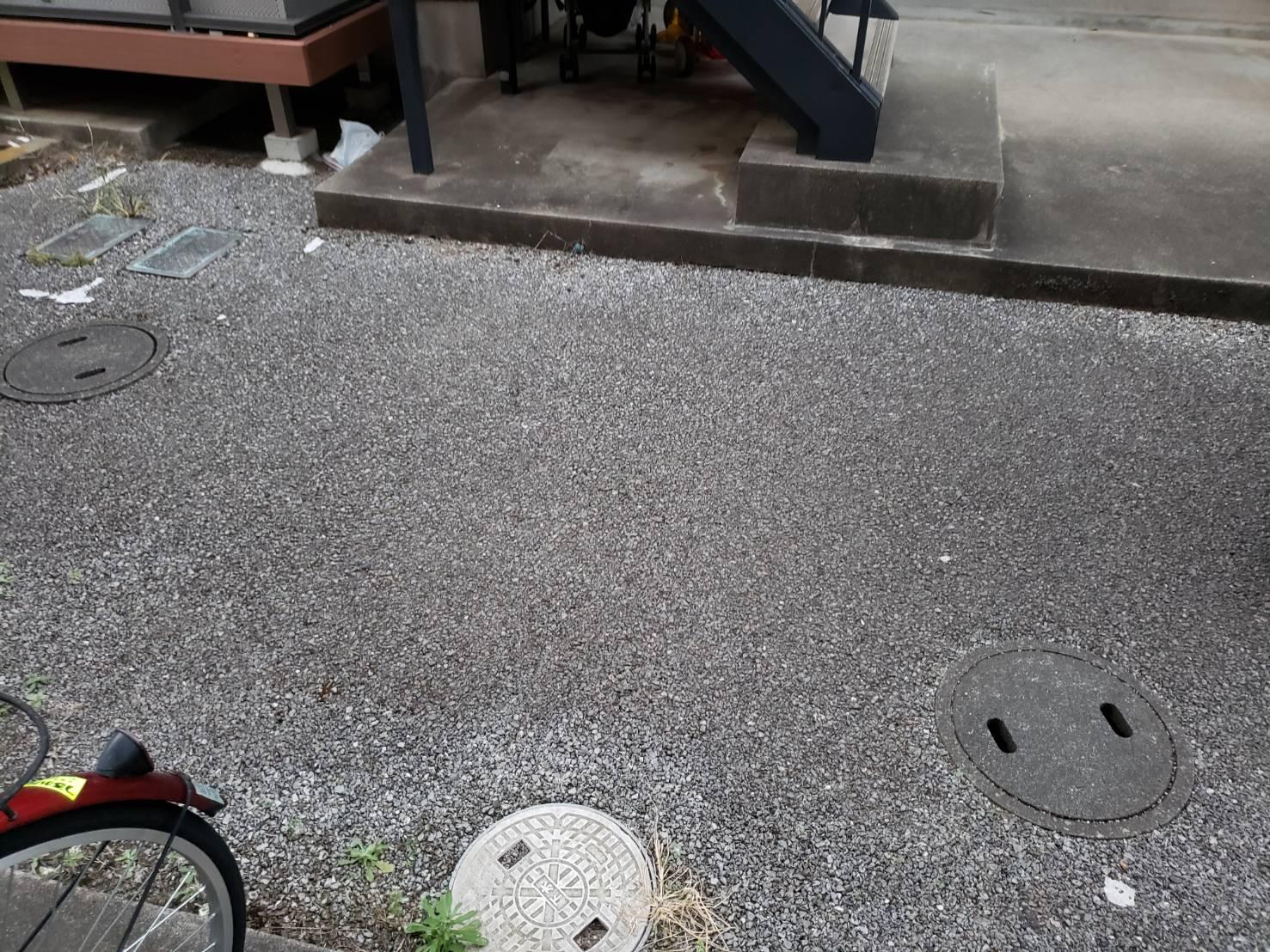 千葉県松戸市の野菜ストッカーの回収後