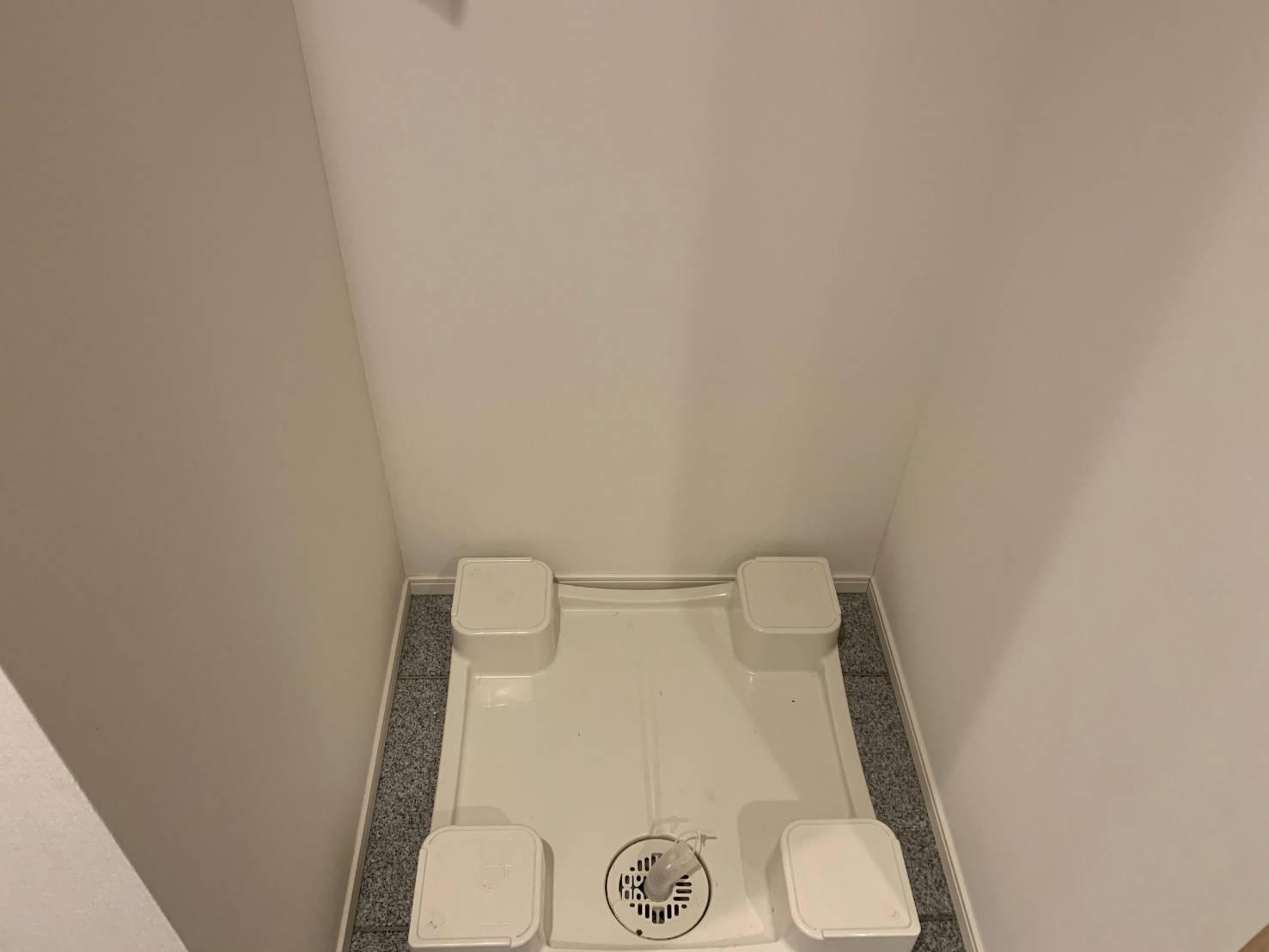 神奈川県川崎市の洗濯機の回収後