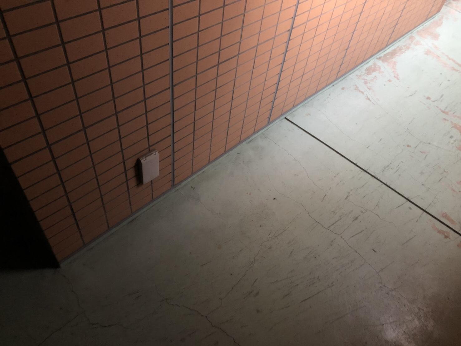 滋賀県大津市のテレビの回収後